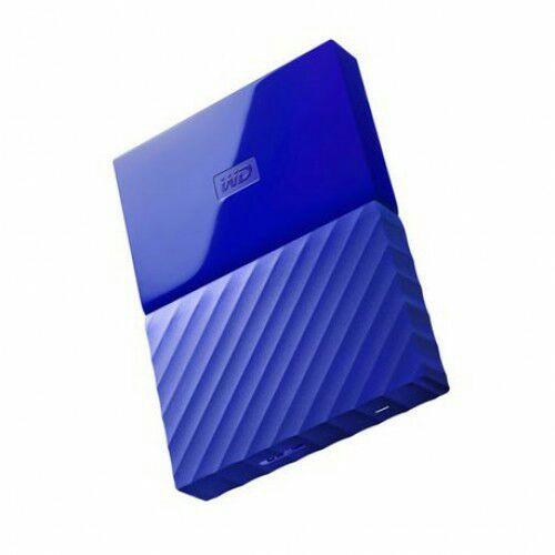 """Externe HDD WD My Passport Portable blau 4TB, 2,5"""", USB 3.0 [Amazon.es]"""