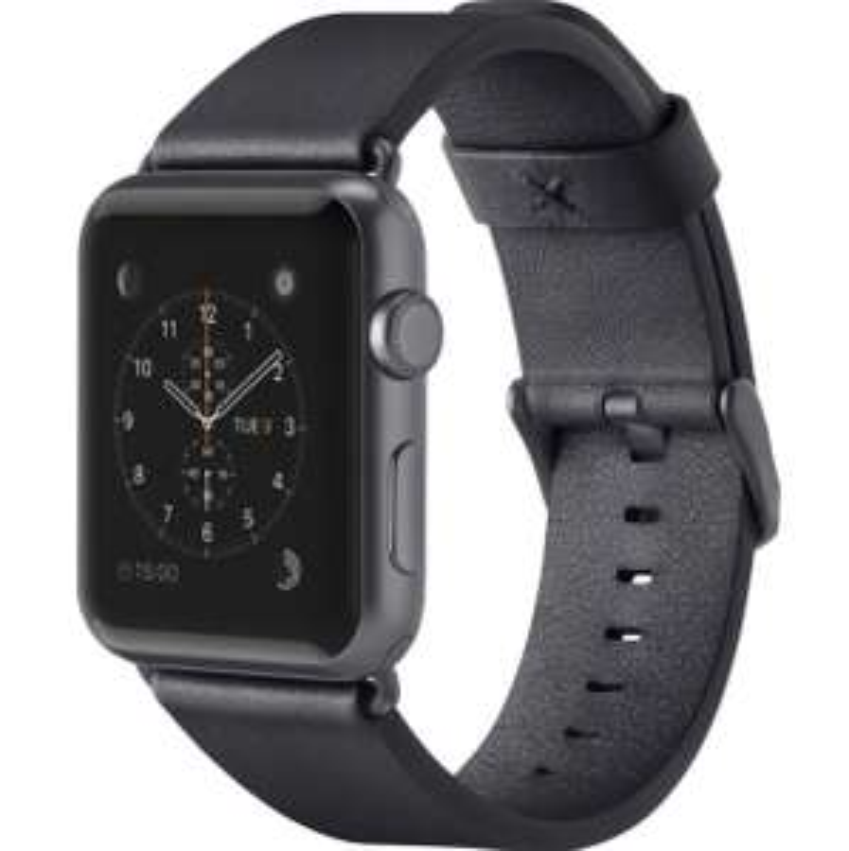 Belkin Lederarmband für Apple Watch