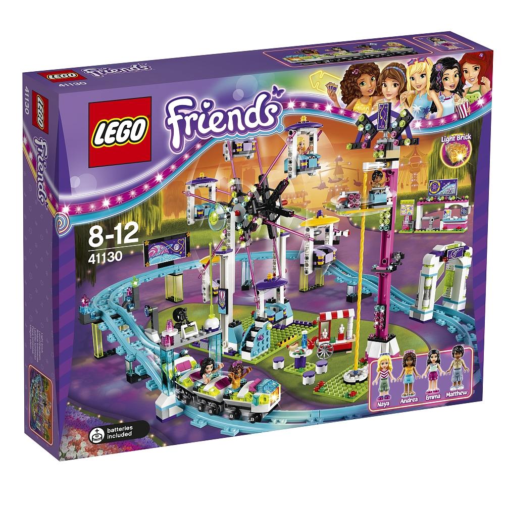 Lego Friends 41130 Großer Freizeitpark für 64,98€ bei [ToysRUs]