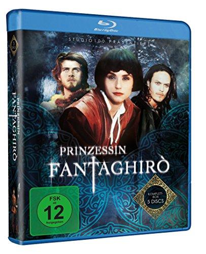 Prinzessin Fantaghiro - Blu-Ray Box (5 Stück) für 19,97€ mit [Amazon Prime]