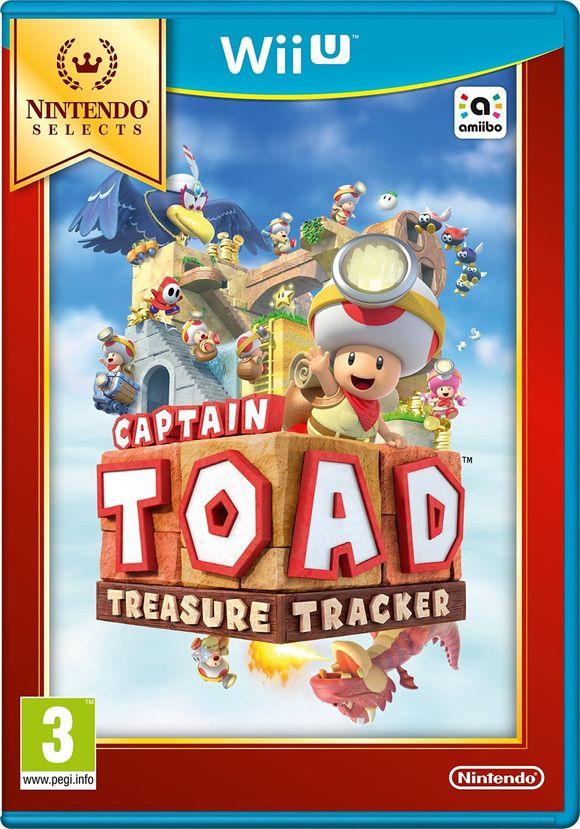 Captain Toad: Treasure Tracker WiiU voor 16,95 (inc versand) bei coolshop.de