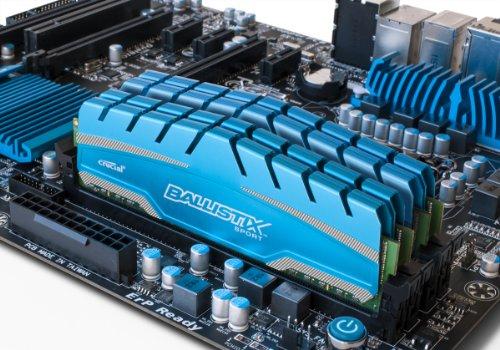 Crucial Ballistix Sport XT 8GB DDR3-1600 Kit für 34,98€ (Amazon Prime)