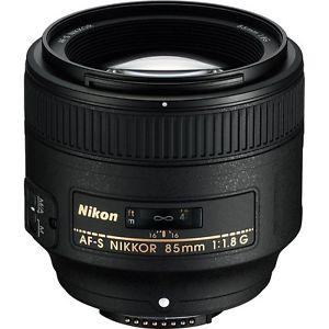 Nikon AF-S NIKKOR 85mm f/1.8G Objektiv F1.8 G - Neu