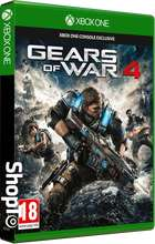 Gears of War 4 (Xbox One) für 14,65€ bei Shopto