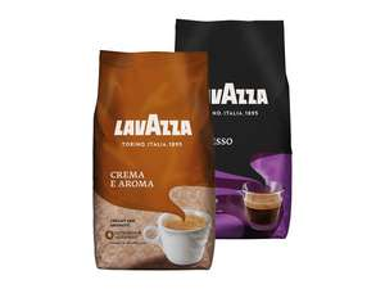 [LIDL] Lavazza Kaffeebohnen Crema e Aroma oder Espresso Cremoso 1kg ab heute 19.06.