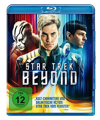 Star Trek 13 - Beyond [Blu-ray]  @ Amazon