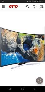 Samsung Curved UHD-TV ab EUR 699,99 NEUES LINE-UP