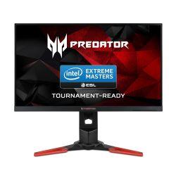 "ACER Predator XB271HUAbmiprz 69 cm (27"""") WQHD DP/HDMI/USB 1ms, NVIDIA G-SYNC™"
