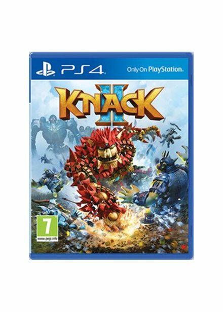 Knack 2 PS4 29,87€ inkl. Versand Vorbestellerpreis bei Base.com