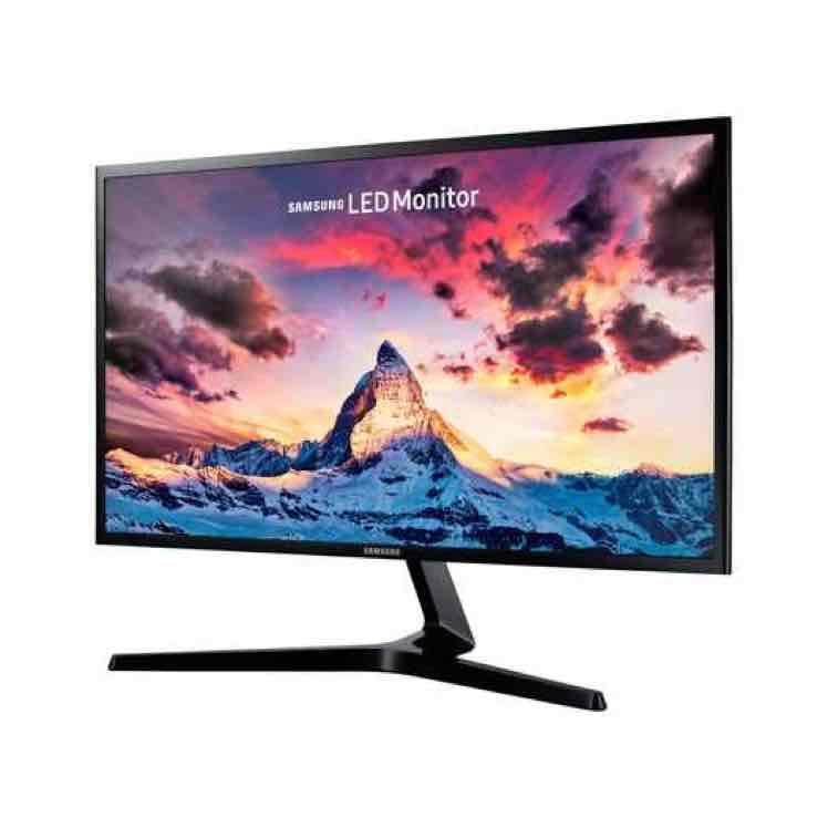 Samsung S24F356FHU - FullHD-Monitor, 59,8 cm (24 Zoll), LED, PLS-Panel, AMD FreeSync, 4 ms, HDMI