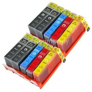 [inkcompany @ebay] 10 Druckerpatronen kompatibel zu HP 364XL mit Chip