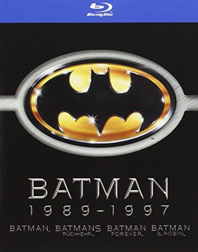Batman 1-4 (Blu-ray 4 Discs) für 14,97€ (Amazon prime)