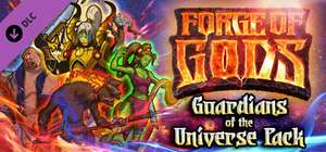 [STEAM] Forge of Gods: Guardians of the Universe Pack (DLC) @Prys
