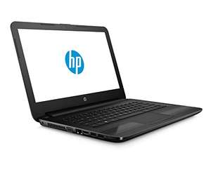 [Amazon] HP 14-am018ng (1HF04EA) 33,8 cm (14 Zoll / HD SVA) Notebook (Intel Celeron N3060, 4 GB RAM, 500 GB HDD, Intel HD-Grafikkarte 400, FreeDOS 2.0) in schwarz