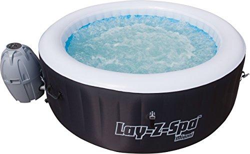 Bestway Lay-Z-Spa Whirlpool Miami 20% bei Amazon