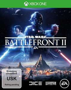 Star Wars - Battlefront 2 + exklusive Inhalte Xbox One @  Thalia