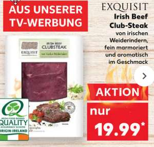 Irish Beef Club Steak   @ Kaufland