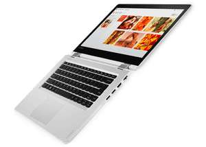 "Lenovo YOGA 510 Convertible : 14"" FHD Multi-Touch IPS, Intel Core i5-7200U, 4GB RAM, 256GB SSD, Wlan ac, Gb LAN, Win10 für 628,15€"