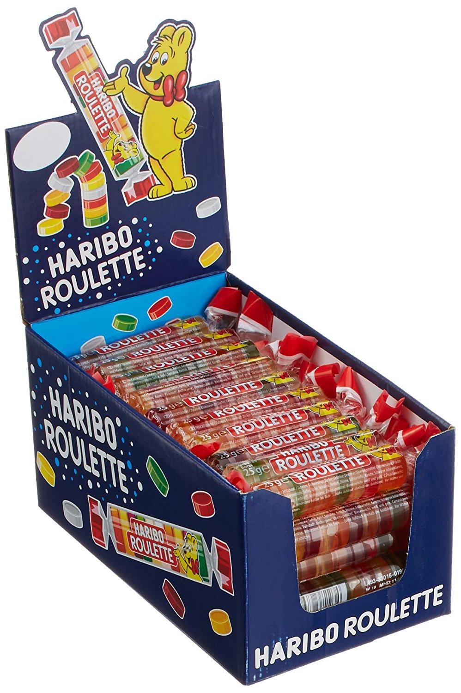 Haribo Roulette 50 Rollen für 5,94€ [Plus Produkt]