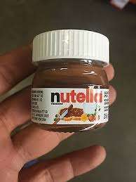 "Mini Nutella Glass  25 g Gratis bei Rewe / Center  ""Bundesweit"""