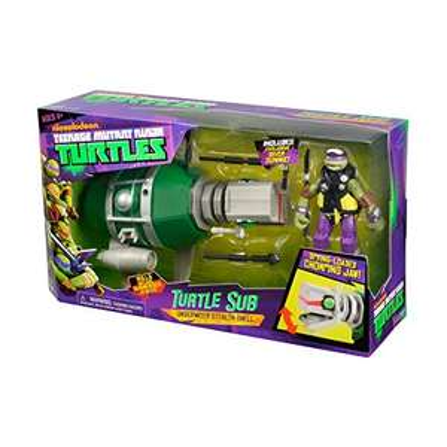 Teenage Mutant Ninja Turtles Sub U-Boot mit Donatello für 14,75€ Amazon Prome