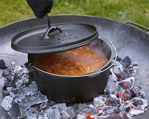El Fuego AY 461 Dutch Oven 4,26l und andere Größen ab 22,94€ bei Netto