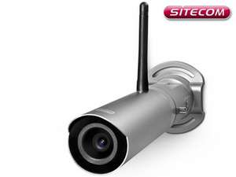 Sitecom WLC-4000 WLAN-IP-Kamera für 85,90 € statt 197,09 € [iBood]