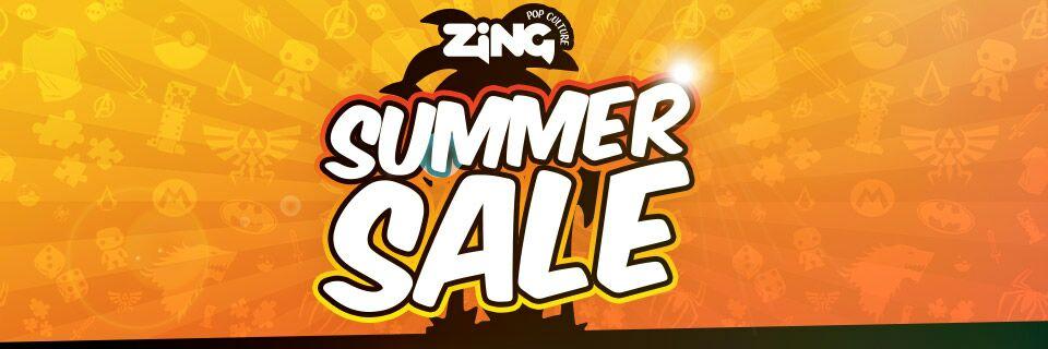 Summer-Sale bei GameStop! Merchandise only!