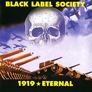"[amazon.de/mp3 bzw stream] Black Label Society - Album ""1919 Eternal"" MP3 und Stream 2,79€"