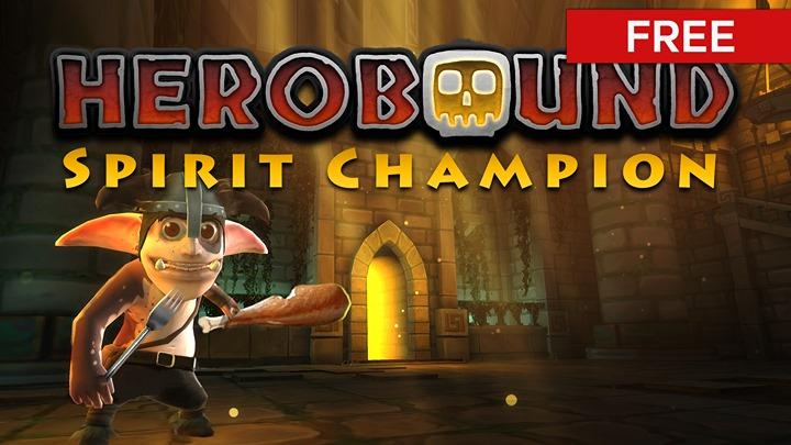 Herobound: Spirit Champion VR Game gratis statt 4,99€ (Oculus Rift)