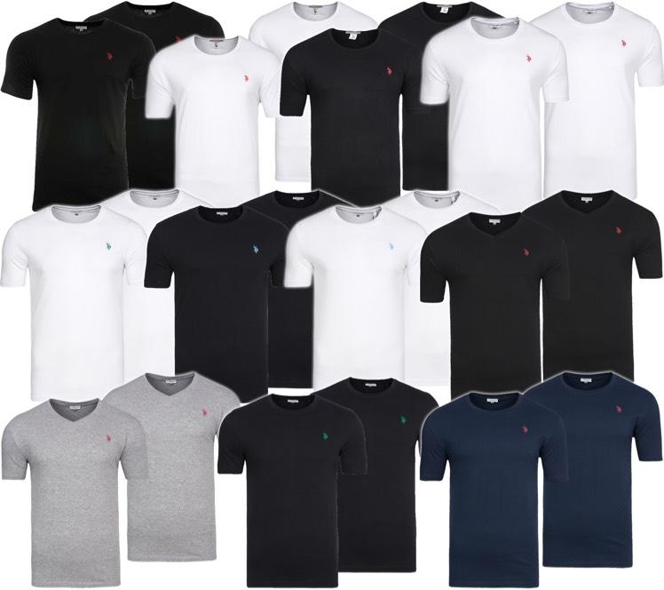 U.S. Polo Assn. T-Shirts bei Outlet46