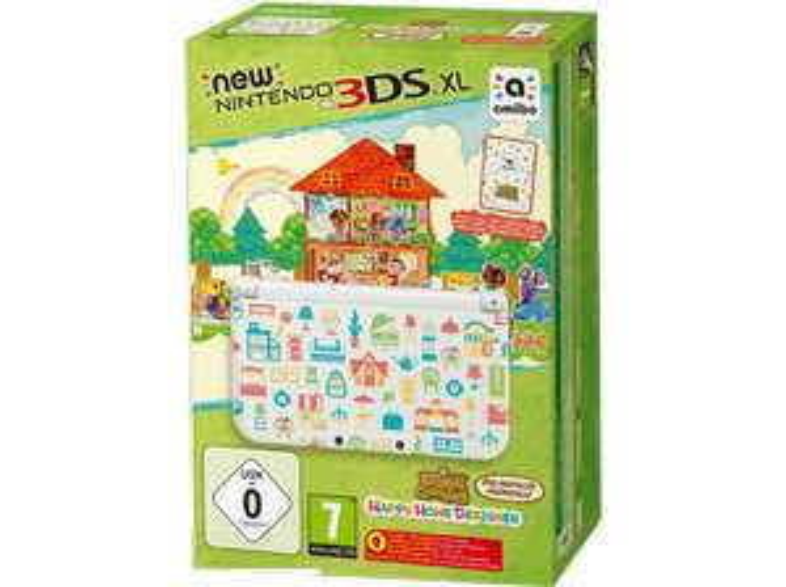 NINTENDO New Nintendo 3DS XL Animal Crossing: Happy Home Designer Edition für 139,-€ versandkostenfrei**Wieder Verfügbar 14.07 [Mediamarkt ]