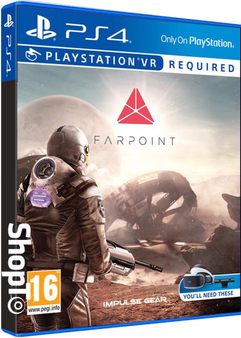 Farpoint (PSVR) (PS4) für 25,90€ (Shopto)