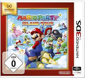 [Amazon oder MM] Mario Party: Island Tour Nintendo 3DS