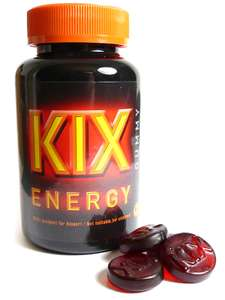 64% Rabatt auf KIX Energy Gummy - Energy Drink Alternative
