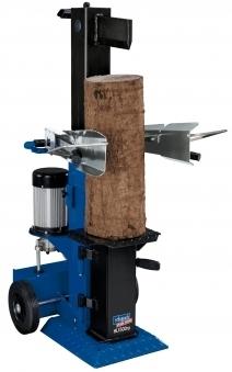 Scheppach HL1500rp Profi-Holzspalter mit Spaltkreuz und V-Keil [mit Bauhaus TPG für 622,95 Euro]