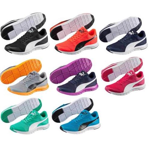 Puma Flexracer Sneaker Cat in vielen Farben für jede Fußgröße für 23,19€ @ebay