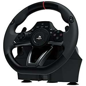 Hori RWA Racing Wheel Apex + Dirt 4 Steelbook Edition (PS4) für 101,73€ (Amazon.fr)