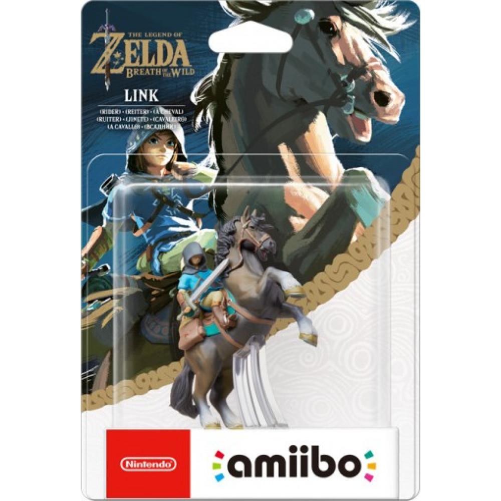 amiibo Legend of Zelda Collection - Link Reiter