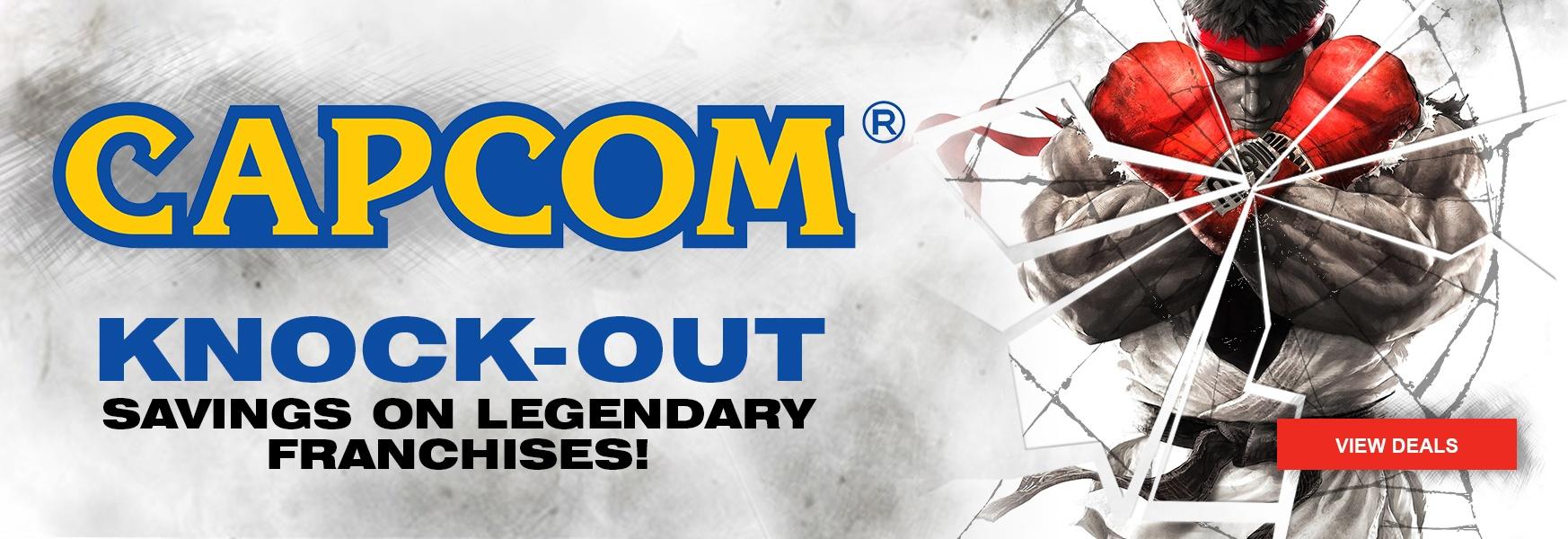 [PC/Steam] Versch. Capcom-Spiele stark reduziert bei Bundle Stars