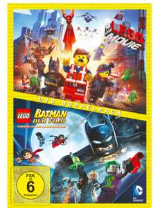 Doppelpack 2 DVDs: Lego The Movie & Lego Batman - The Movie für 6,98€ inkl. VSK bei [Saturn]