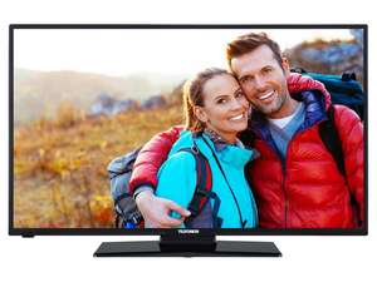 [Lidl online] TELEFUNKEN XF40A401 102 cm (40 Zoll) Fernseher (Full HD, Triple Tuner, DVB-T2 H.265/HEVC, Smart TV, Netflix) Schwarz ab 18.00 Uhr VSK frei