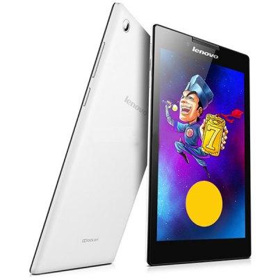 Gearbest Lenovo TAB 2 A7-30 Tablet mit 7 Zoll in weis für 53,39€ (Schwarz 111€)