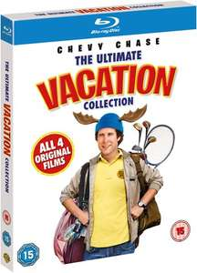 Griswold  Collection - National Lampoons Vacation Box Set Blu-ray für 10.40€ @ zavvi