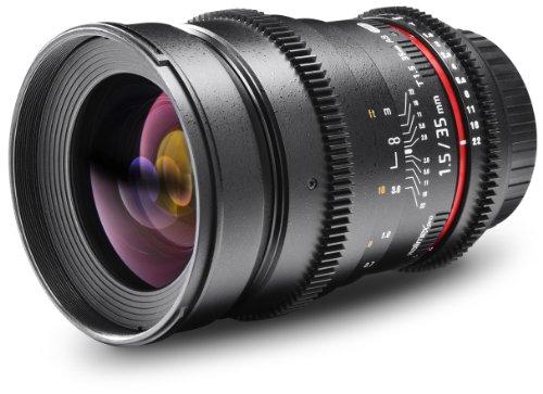 [amazon.de] Walimex T1,5 35mm Sony E-Mount Objektiv für 390€ (Samyang) Vollformat