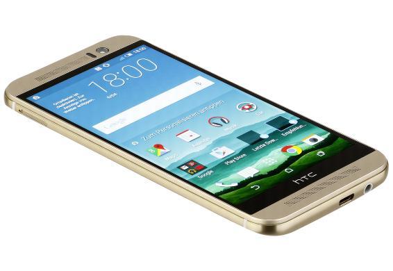 [Dealclub] HTC One M9 Prime Kamera Edition gold