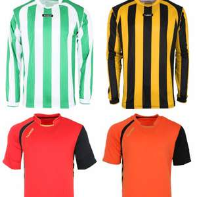 Hummel Shirts für Sport und Freizeit ab 3,99 für Kinder und Erwachsene bei outlet46.de