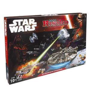 (Kaufland ab 29.6) Hasbro Star Wars Risiko Strategiespiel