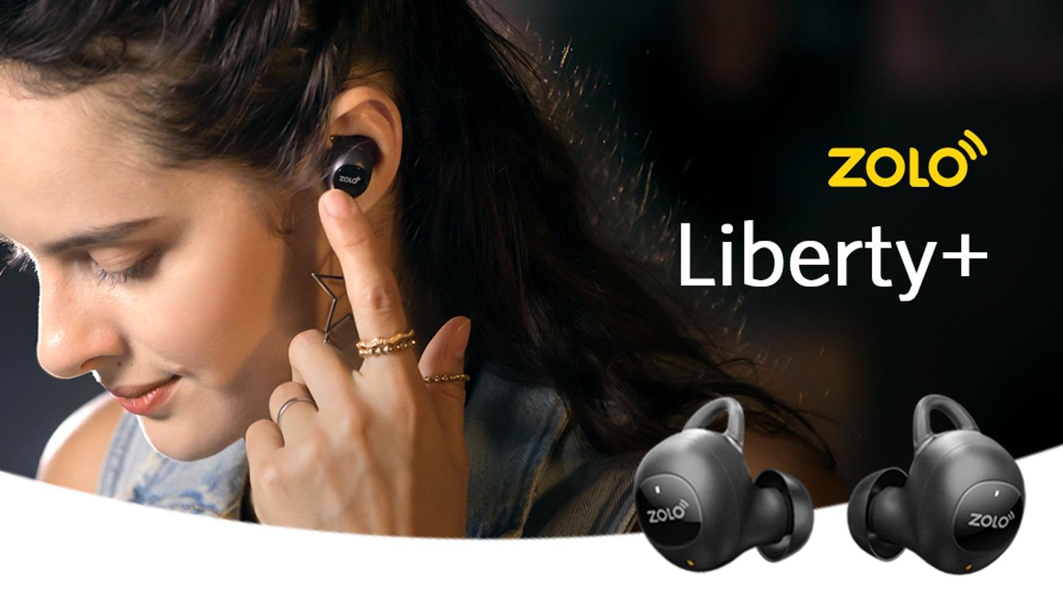 Zolo Liberty+ (Anker) kabellose Kopfhörer, ähnlich AirPods
