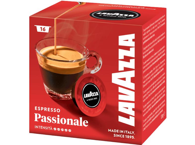 Lavazza A Modo Mio Kaffeekapseln (Passionale, Caffe Crema Dolce, Caffe Crema Lieve)
